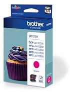 Brother LC123M cartouche d'encre magenta  (original)