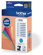 Brother LC223C cartouche d'encre cyan  (original)
